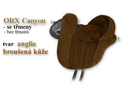 ORX Canyon - anglie