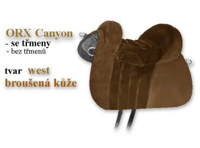 ORX Canyon - west
