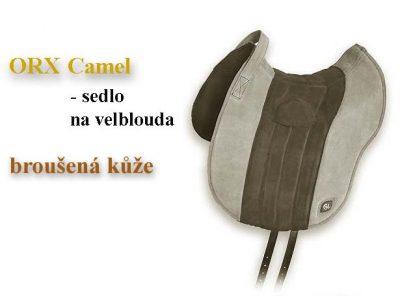 ORX Camel - sedlo na velblouda