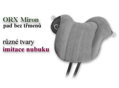 ORX Miron - imitace nubuku